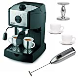 DeLonghi EC155 15 BAR Pump Espresso and...