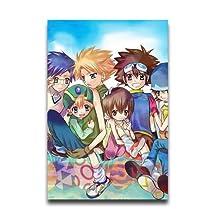 Digimon Adventure Custom Posters Paper