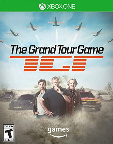 The Grand Tour Game - Xbox One [Digital Code]
