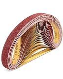 S SATC Sanding Belts 1×30-Inch Sanding belt Belt
