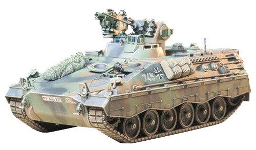 Schutzenpanzer Marder 1a2 Mit Panzerabwehrsystem Milan - 1:35 Scale Military (35 German Tank Engine)