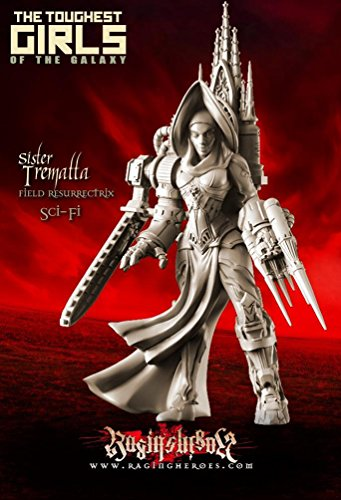 Raging Heroes Miniatures - Sisters of Eternal Trematta for sale  Delivered anywhere in USA