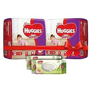 Huggies Wonder Pants Comfort Pack...