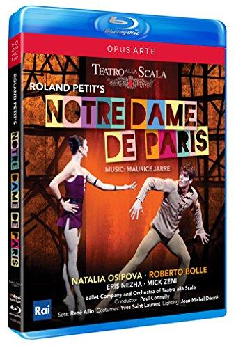 Roland Petit's Notre Dame de Paris [Blu-ray] (Roland Fi Hi)