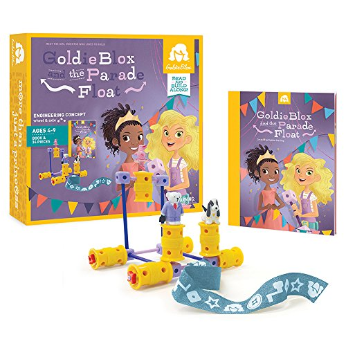 GoldieBlox and the Parade Float -