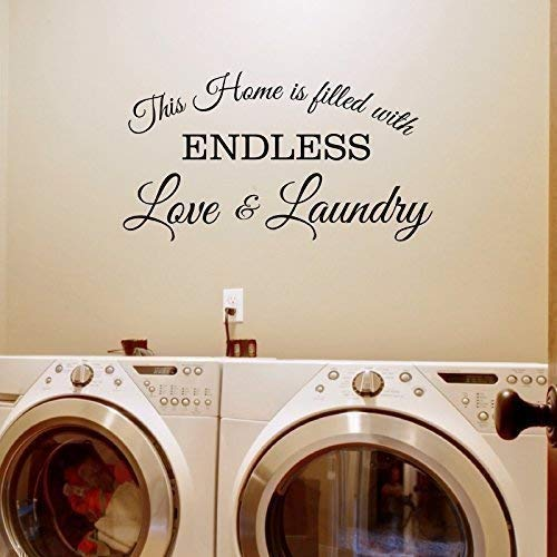 Star Stick Pin - Laundry Room Wall Decal