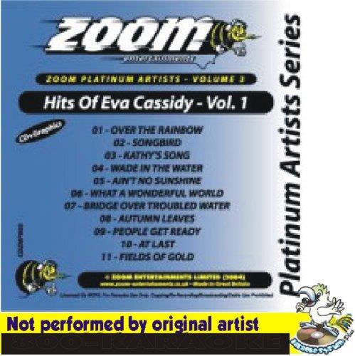 - Eva Cassidy 11 Song Karaoke CDG Vol. 01