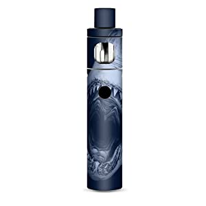 Skin Decal Vinyl Wrap for Smok Pen 22 Starter Kit | Vape Stickers Skins Cover| Shark Attack