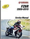 LIT-11616-22-77 2009-2015 Yamaha FZ6R Motorcycle Service Manual