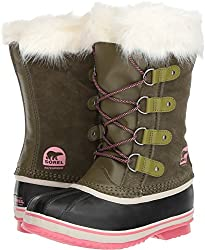 Sorel Youth Joan Of Arctic Snow Boots, Noriwinter Rose Size 7