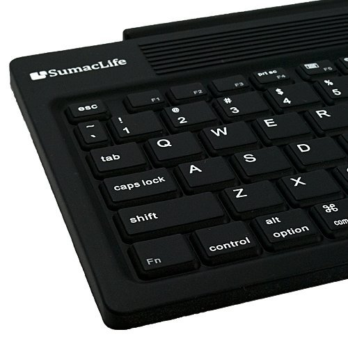 SumacLife Wireless Bluetooth Keyboard for ASUS Eee Pad Transformer TF101-A1 10.1-Inch Tablet Computer 16GB and - Keyboard Tf101 Transformer
