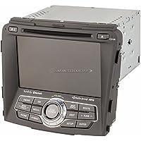 OEM Navigation Unit For Hyundai Sonata w/ Infinity XM Bluetooth 2011 2012 2013 - BuyAutoParts 18-60356R Remanufactured