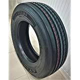 Cosmo CT588 Plus Commercial All-Season Radial Tire-225/70R19.5 128/126M LRG 14-Ply