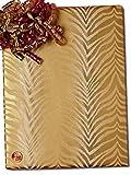 24'' X 100' Zebra Chevron Gift Wrap