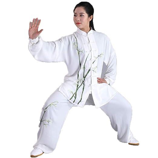 Jackson Wang Tai Chi Ropa Mujer de los Hombres cómodo y ...