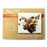 Fluid 100 Watercolor Cp 300Lb Pochette 5X7