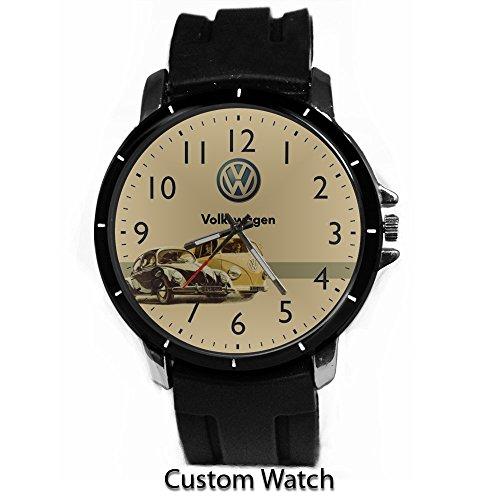 Vw Volkswagen Beetle & kombi Custom Watch