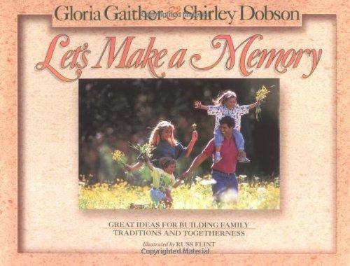 Amazon Lets Make A Memory 9780849935176 Gloria Gaither