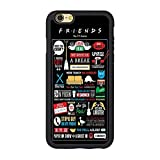 Friends Tv Show Iphone 6s Case,Friends Tv Show Case for Iphone 6 6s 4.7' TPU Case