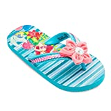 Shop Disney Ariel Little Mermaid Flip Flops Sandals for Girls - Beach Pool (11/12)