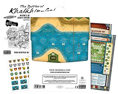 Memoir '44: Battles of Khalkhin-Gol