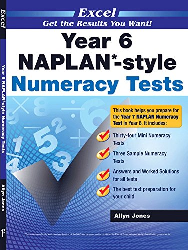 excel-year-6-naplan-style-numeracy-tests-aussie-express-ship-from-sydney-with-dhl-tnt-fedex-or-ups-
