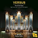 Versus The Garnier Organ Elgar Concert Hall