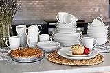10 Strawberry Street Catering Mug Set, White