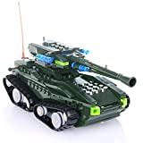 Kazi Building Blocks Red Alert 3 Guardian Tank 270pcs Compatible with Sluban