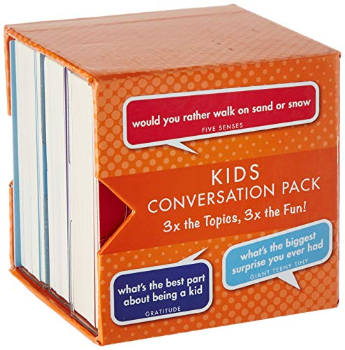 TableTopics to GO Kids Conversation Trio