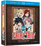 Fairy Tail - Collection 1 [Blu-Ray + Dvd]