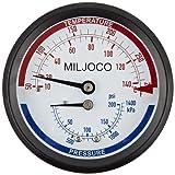 Miljoco PB300807-2-50 Pressure and Temperature