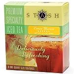 Meyer Lemon Blossom Herbal Iced Tea