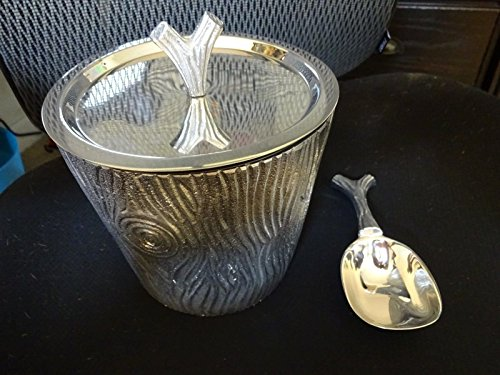 Pottery Barn BIRCH ICE BUCKET-NEW-INCLUD - Pottery Barn Decanter Shopping Results