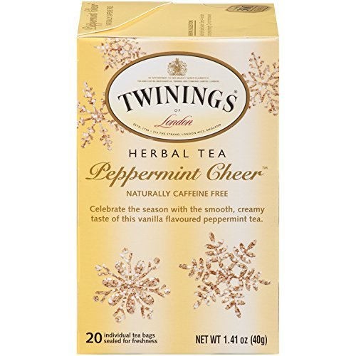 Twinings Peppermint Cheer Tea, 20 Bags (1 ()