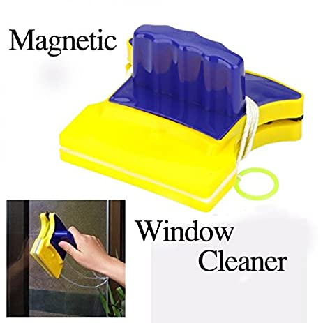 amazon com free shipping magnetic window wizard double side
