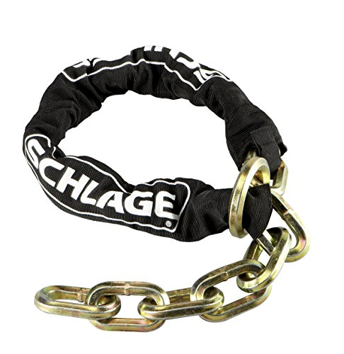 Hardened Steel Chain (Schlage 999461 High Security Chain with Cinch Ring)