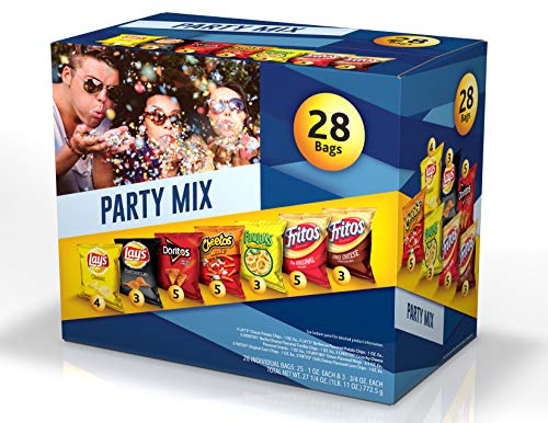 Frito-Lay VP Party Mix Cube, 28 Count -