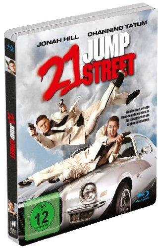 Amazon Com 21 Jump Street Blu Ray Steelbook Import Region Free Movies Tv