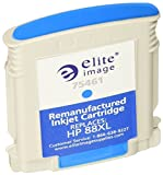 Elite Image Remanufactured HP 88 Inkjet Cartridge -Cyan -Inkjet -1700 Page -1 Each -Remanufactured