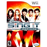 Disney Sing It: Pop Hits   Nintendo Wii (Game Only) by Disney