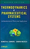 img - for Thermodynamics of Pharmaceutical Systems: An introduction to Theory and Applications book / textbook / text book