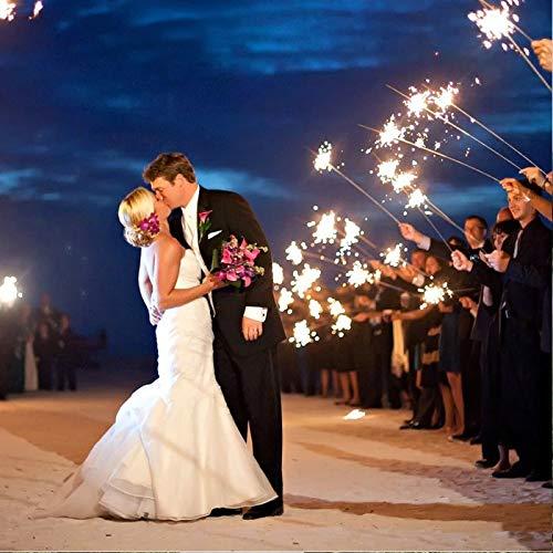 20-Inch Wedding Send Offs (One Set of 15 Pieces)