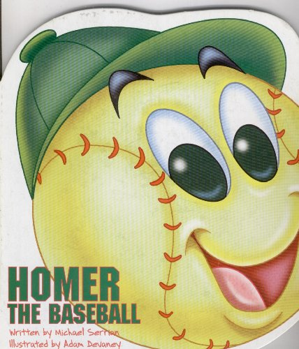 Homer Baseball (Homer the Baseball (Good Sports))