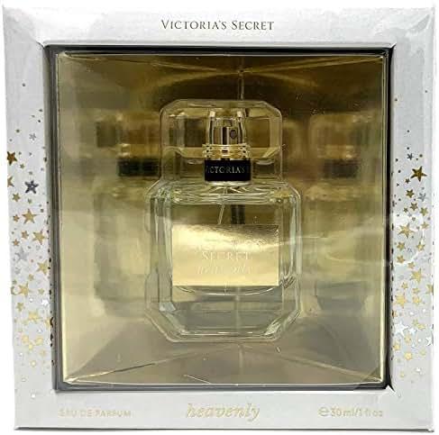 Victoria's Secret HEAVENLY Eau De Parfum 1.0 Fluid Ounce (2018 Holiday Limited Edition)