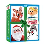 The Original Christmas Classics Gift Set with Frosty, Rudolph and Santa [Blu-ray]
