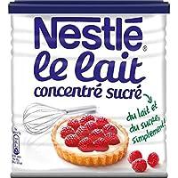 Nestlé Lait Concentré Sucré 1Kg - Livraison Gratuite Pour Les Commandes En France - Prix Par Unité