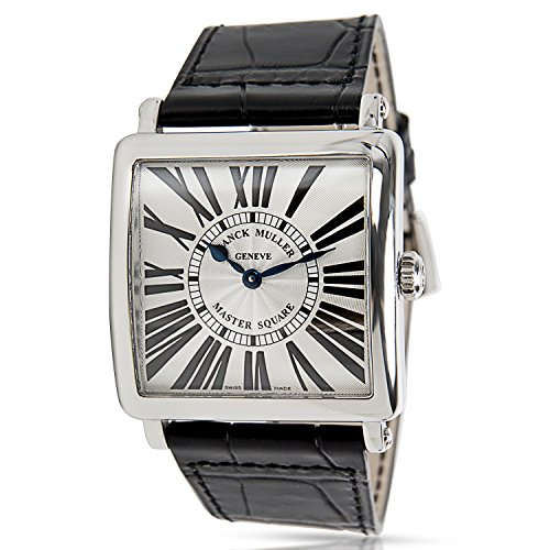 franck-muller-master-square-6002-m-qz-unisex-watch-in-stainless-steel-certified-pre-owned