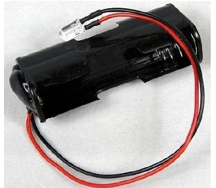 Señuelo de alarma de seguridad para coches con LED rojo ...