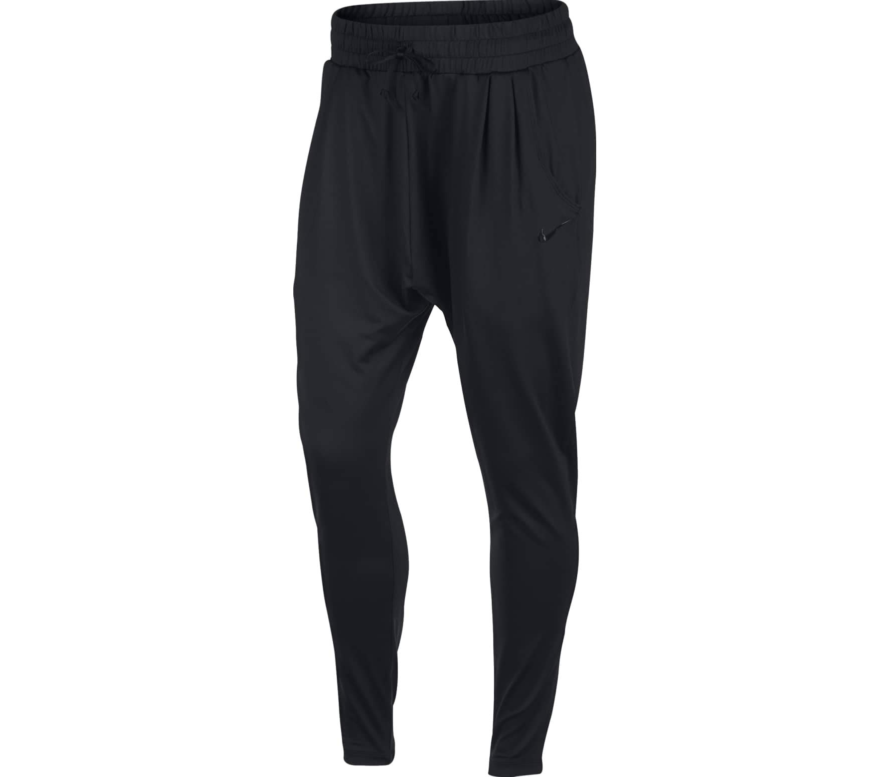 NIKE Dry Lux Flow Women's Training Trousers (Black, M) by Nike (Image #1)